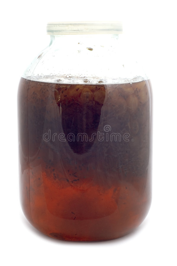 Download Gooseberries jam stock photo. Image of sticky, isolated - 6135498