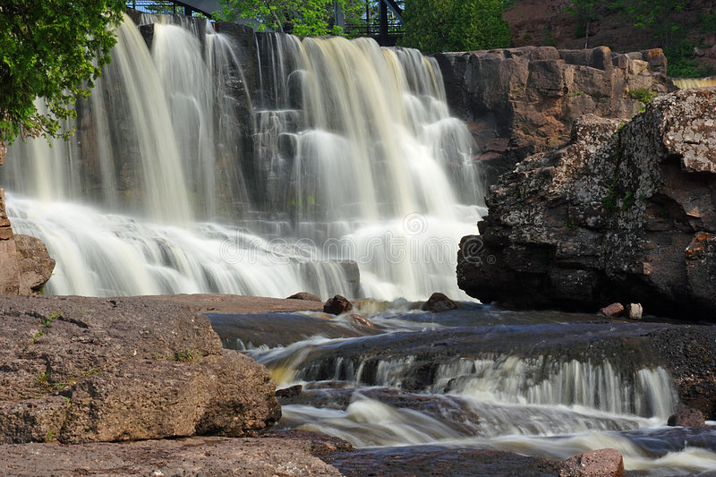 Download Gooseberry Middle Falls Stock Photos - Image: 8259243