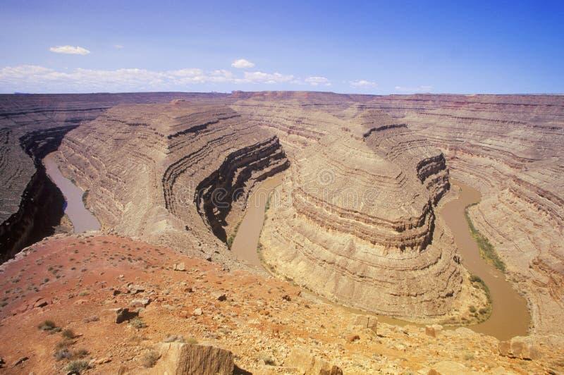 Download Gooseneck State Reserve stock image. Image of rocks, nature - 26263723