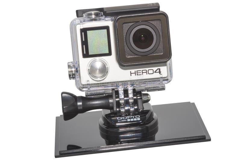 GoPro 4 стоковые фото