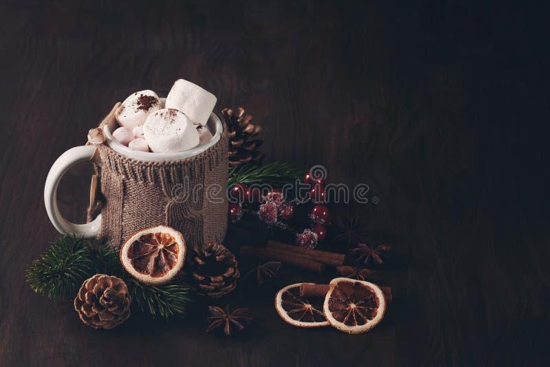 gorąca czekolada obraz royalty free