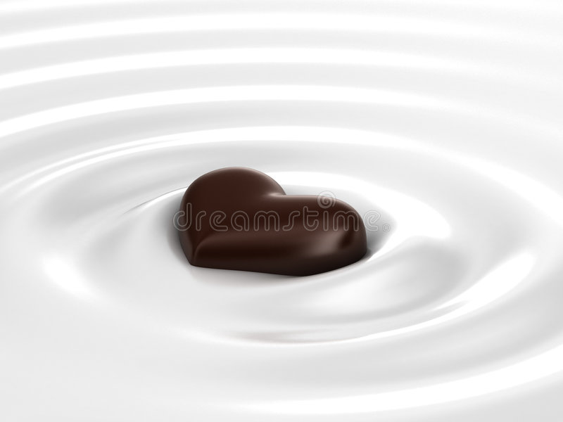 gorąca czekolada ilustracji