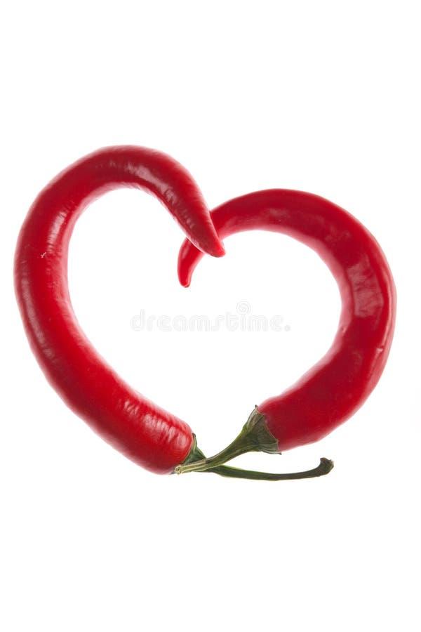 Gorąca Miłość Zdjęcie Stock