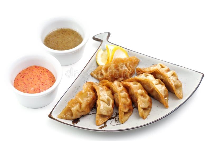 gorące jedzenie Japan płytki fotografia royalty free