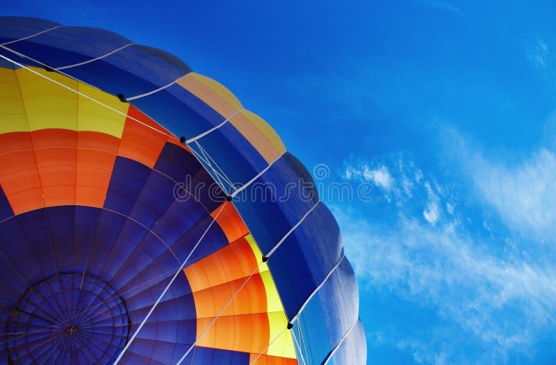 gorące powietrze ballone obraz stock