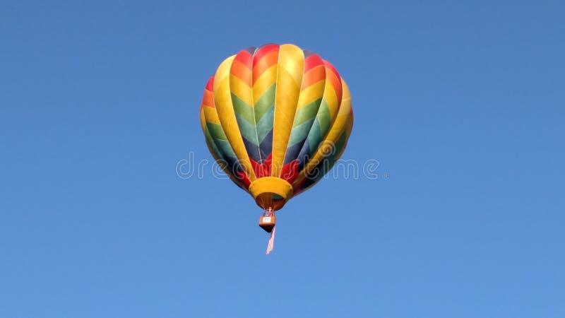 Gorące Powietrze Balonowy bierze lot fotografia royalty free