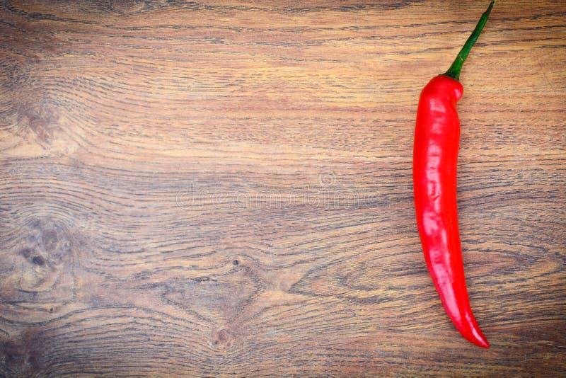 Gorący Chłodny pieprz Odizolowywający na Białym tle zdjęcia stock