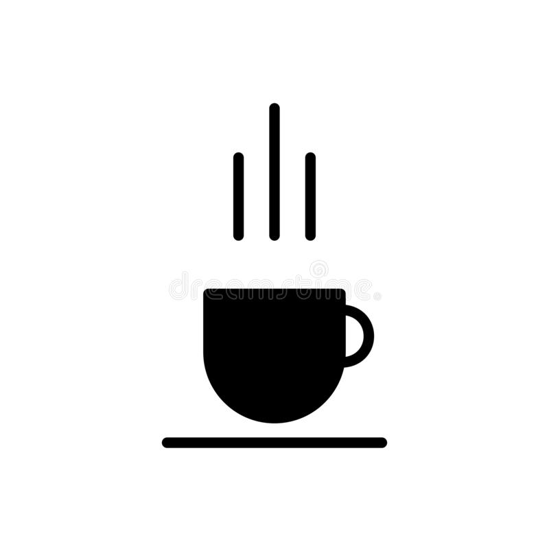 Gorący herbaciany mały ilustracji