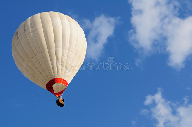 gorący lotniczy balon zdjęcie stock