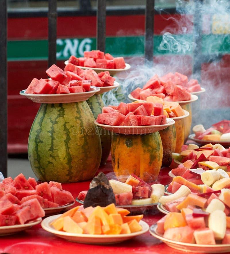 Gorący melon zdjęcia royalty free
