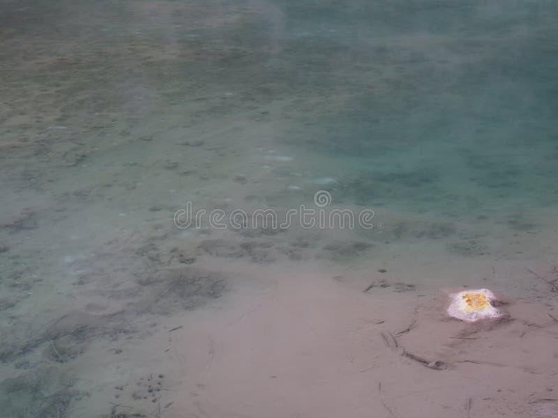 Gorący Wiosna jezioro obrazy royalty free