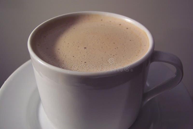Download Gorąca czekolada obraz stock. Obraz złożonej z wygoda, kawa - 41319