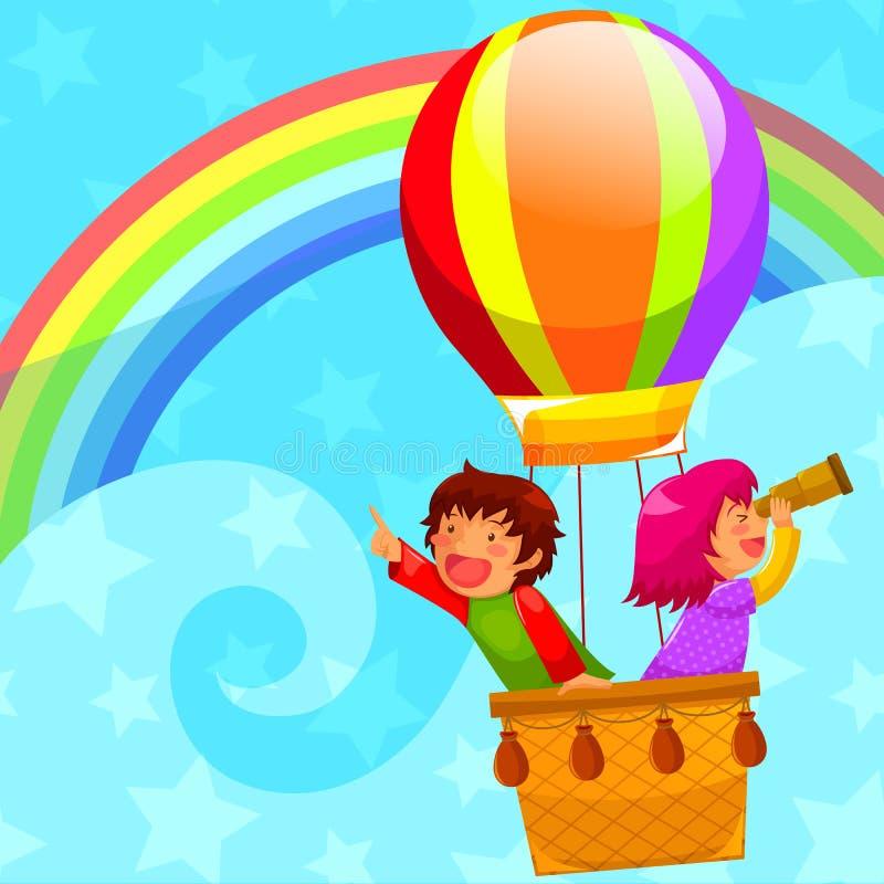 Download Gorące Powietrze Balon Fotografia Royalty Free - Obraz: 28828837
