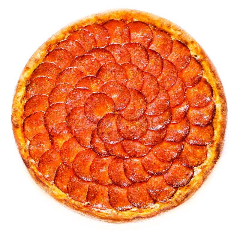 Goraca México da pizza da parte superior imagem de stock royalty free