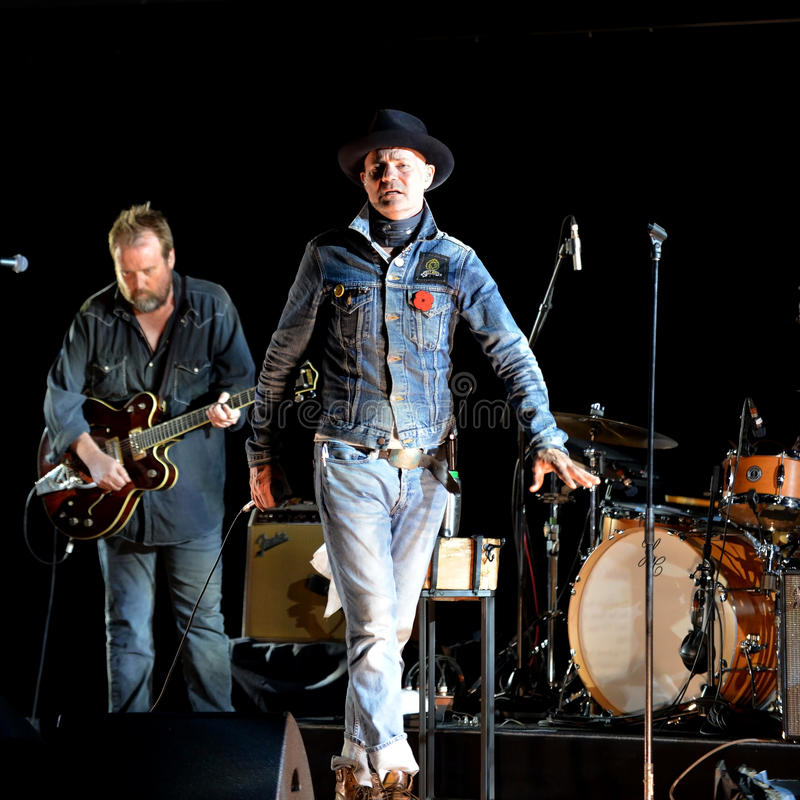 Free Gord Downie Performs Secret Path Royalty Free Stock Photography - 79024627