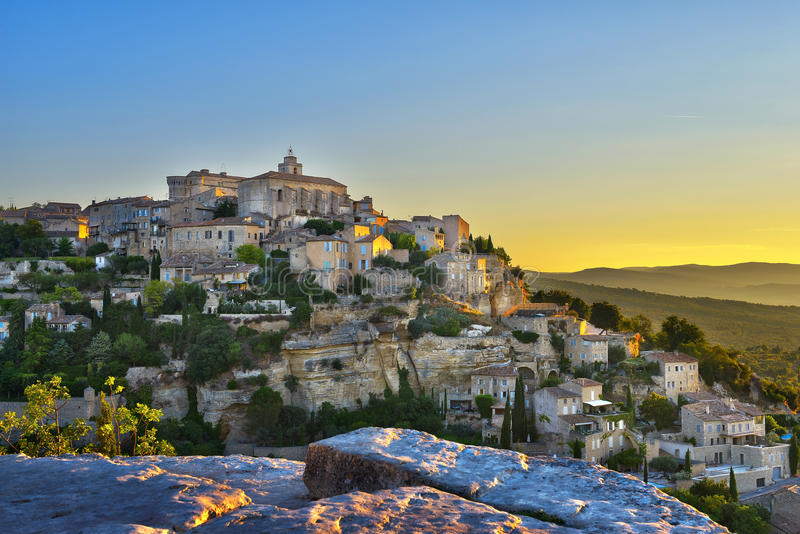 Gordes image stock