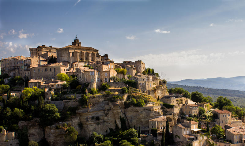 Gordes photos stock
