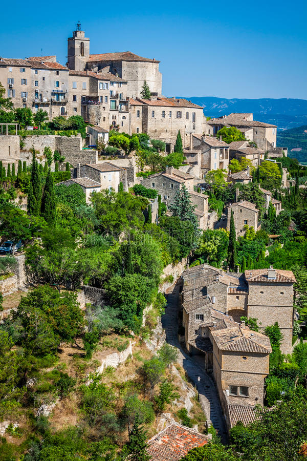 Free Gordes Medieval Village In Southern France (Provence) Stock Photos - 41356063