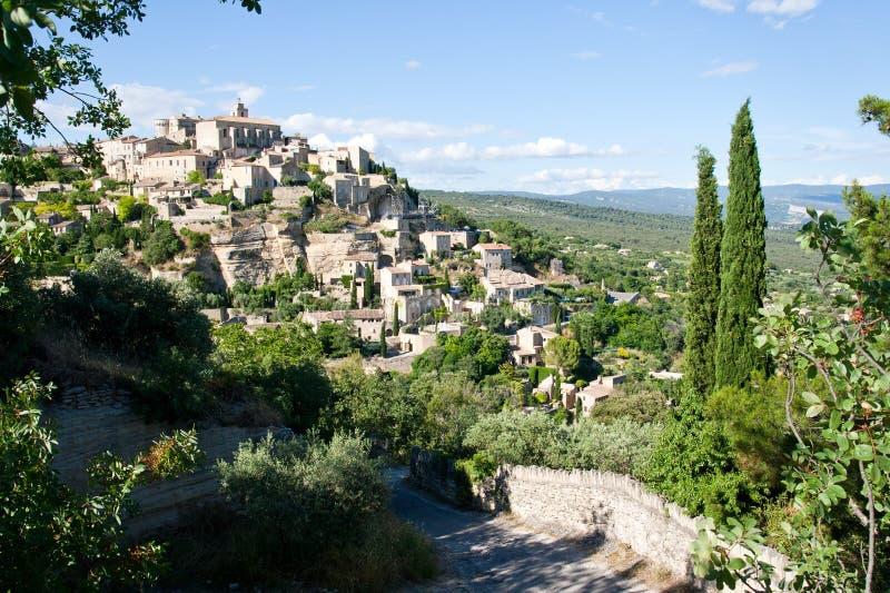 Gordes - Provence - France stock photos