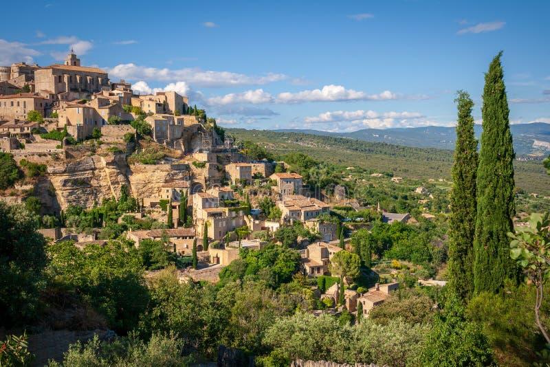 Gordes Provence France royalty free stock image