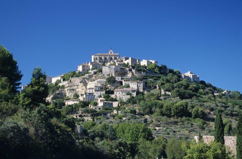 Download Gordes village stock image. Image of provence, tourism - 1416299