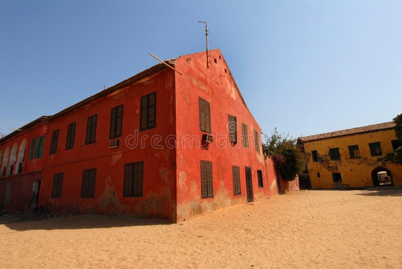 goree Σενεγάλη στοκ εικόνα με δικαίωμα ελεύθερης χρήσης