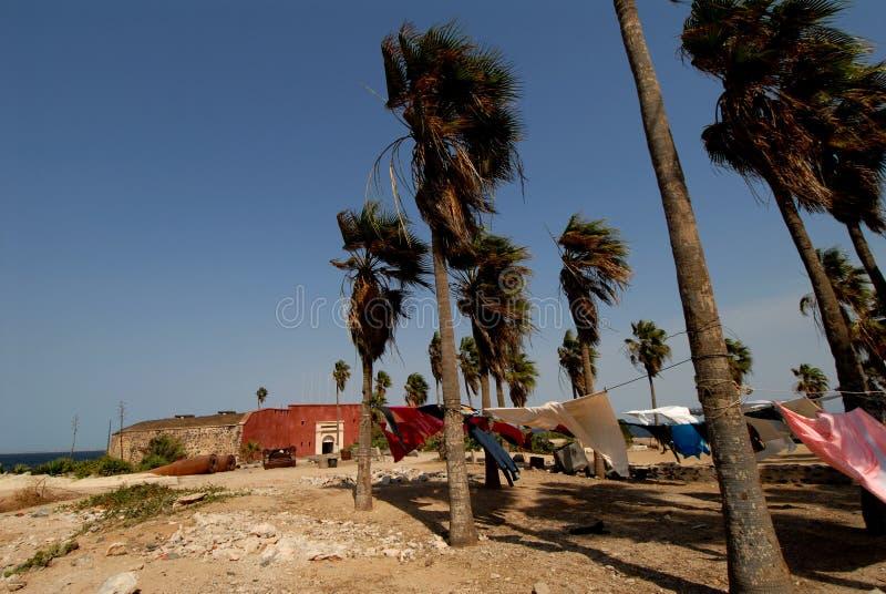 goree Σενεγάλη στοκ φωτογραφία με δικαίωμα ελεύθερης χρήσης