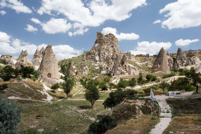 Goreme Cappadocia fotografia stock