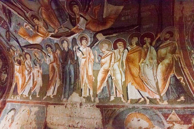 Goreme Cappadocia stock afbeeldingen