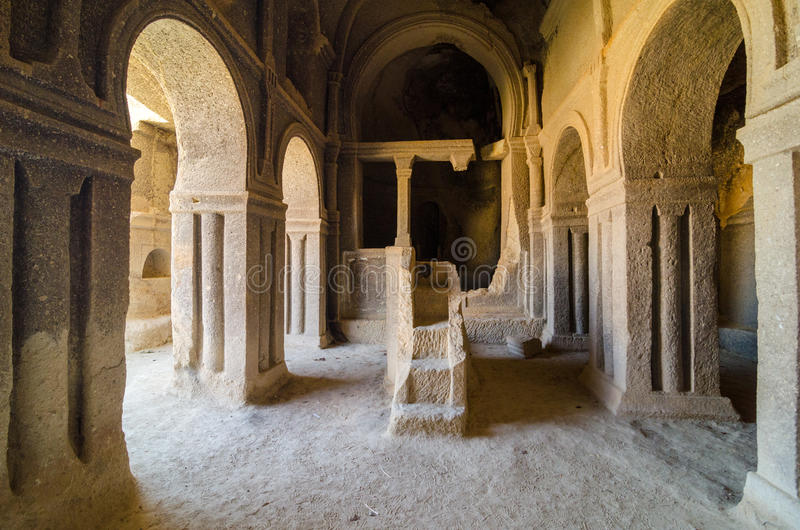 Goreme Cappadocia royaltyfri bild