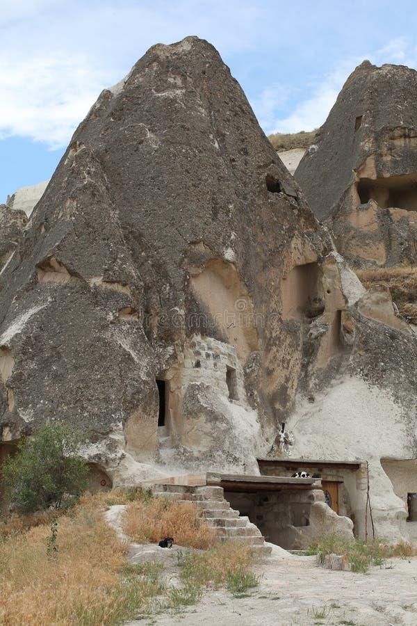 Goreme, Cappadocia royalty free stock photography