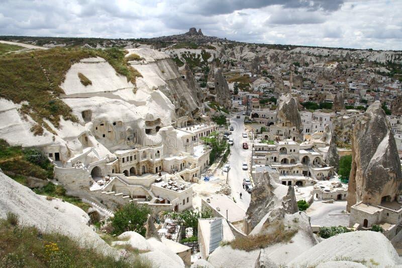 Cappadocia city landscape stock photos