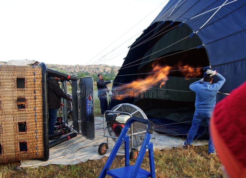 Balloon cappadocia royalty free stock images