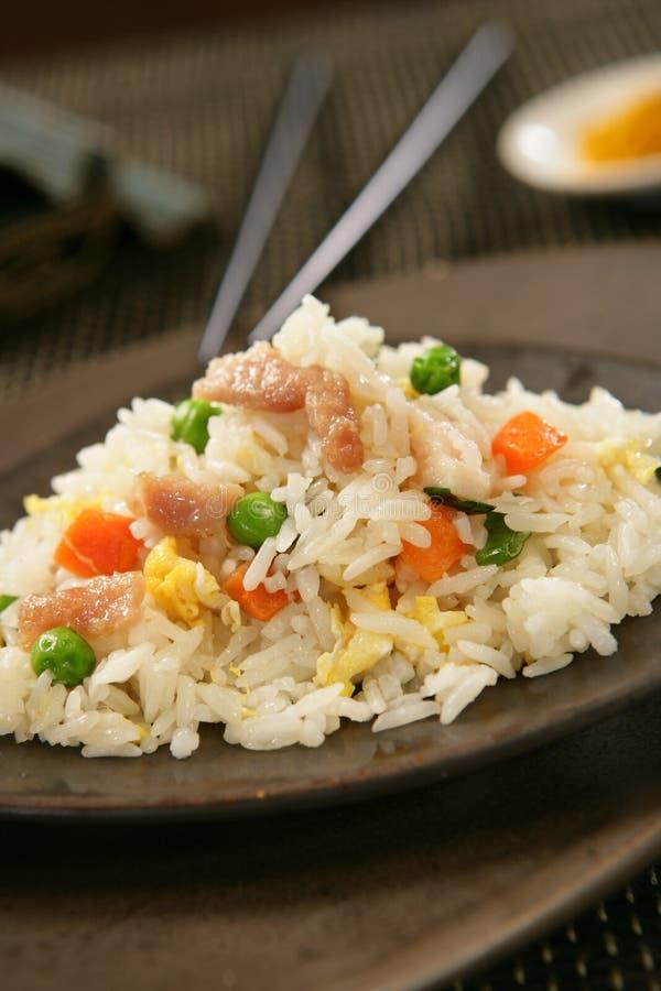 goreng λωρίδες χοιρινού κρέατ&omicr στοκ φωτογραφία με δικαίωμα ελεύθερης χρήσης