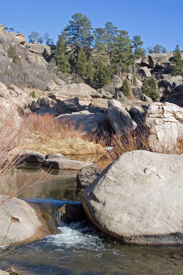 Gorge 2 de Castlewood photo libre de droits