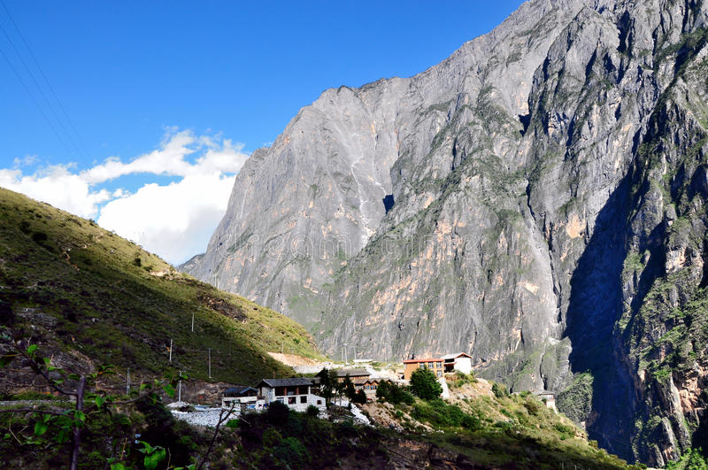 Download Gorge stock photo. Image of travel, china, tiger, lijiang - 23396896