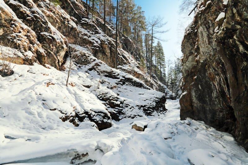 Download Gorge stock photo. Image of sayan, sunny, range, eastern - 26525468