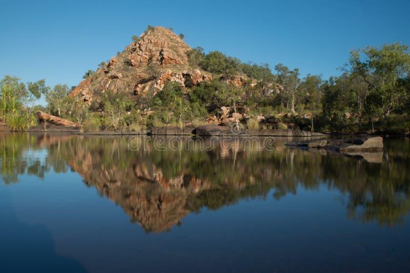 Gorge de Bell, Kimberley image libre de droits