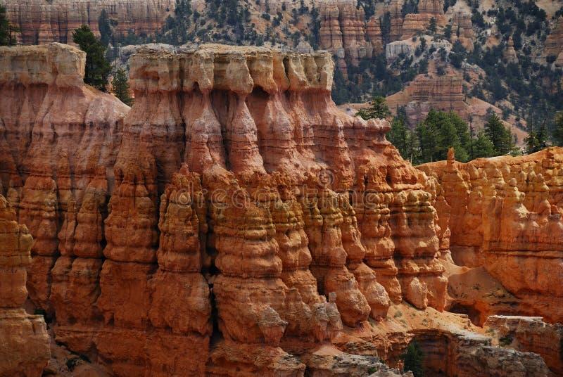 Download Gorge de bryce image stock. Image du scénique, couleur - 8661661