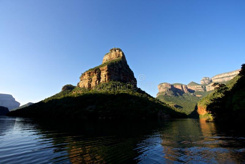 Gorge de fleuve de Blyde photo libre de droits