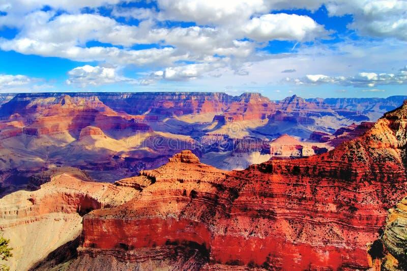 gorge de l'Arizona grande images stock