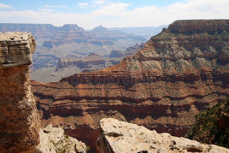 Gorge grande, Arizona photos libres de droits