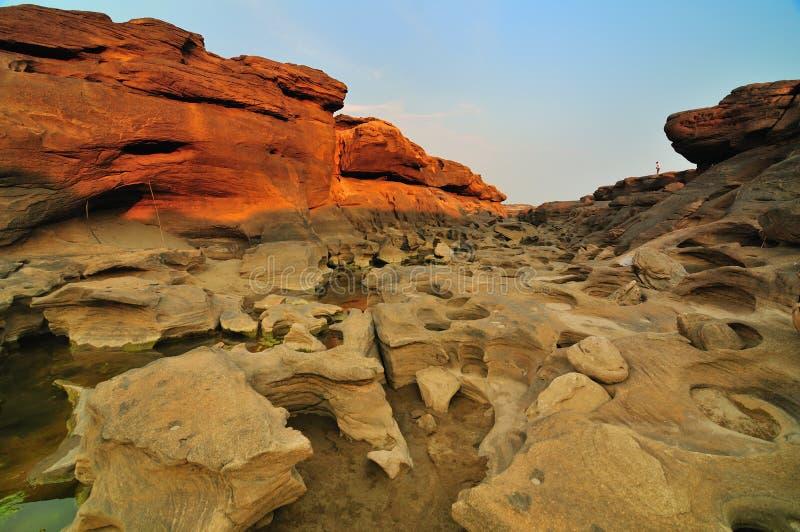 Gorge grande de Sam-Carter-Bok photographie stock