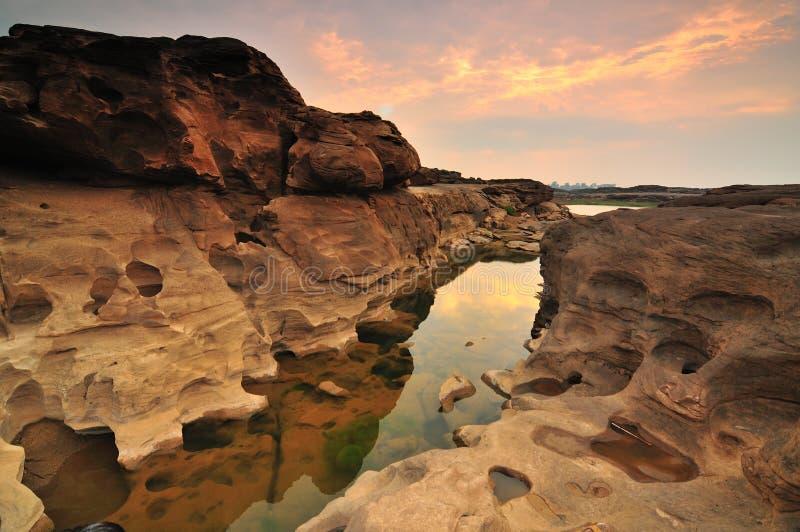 Gorge grande de Sam-Carter-Bok photos libres de droits