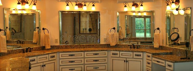 Gorgeous bathroom stock photos