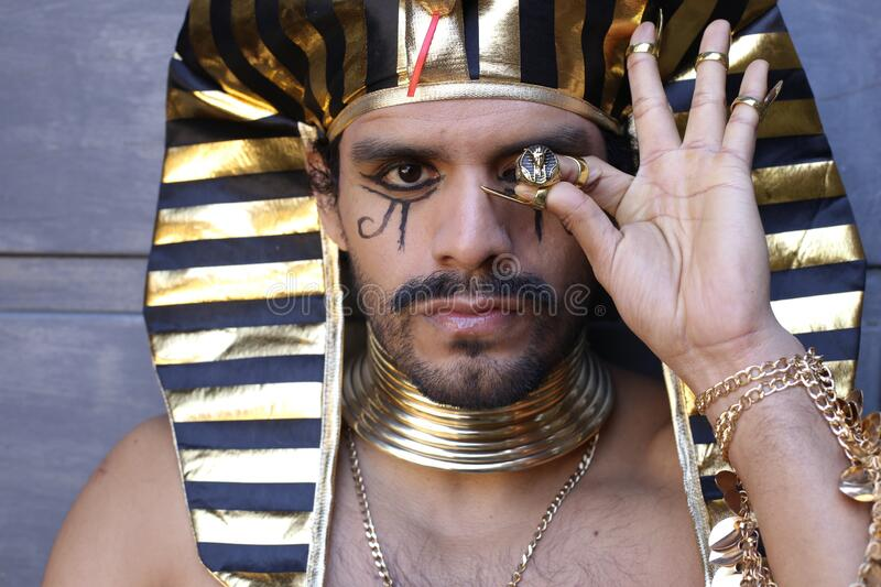 Egyptian man an pleasing The Ming