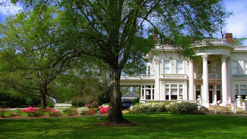 Gorgeous estate royalty free stock photos