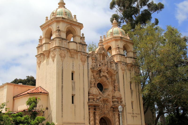 Gorgeous Example Of Craftsmanship In Architecture At Balboa Park