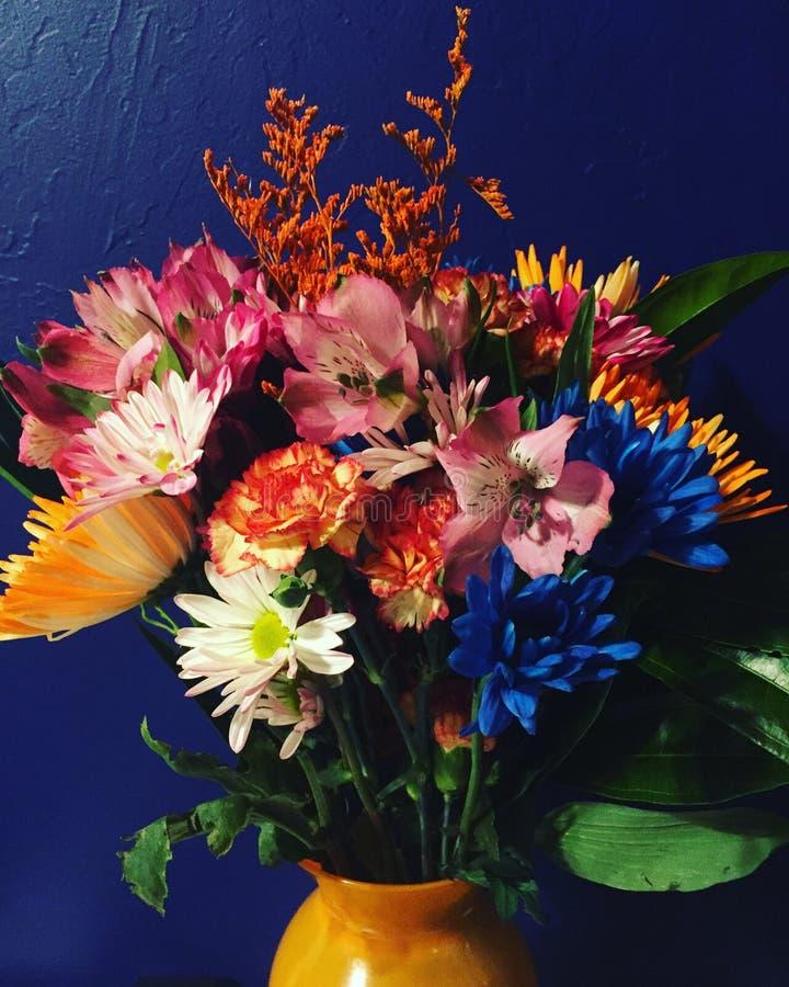 Gorgeous flowers stock image