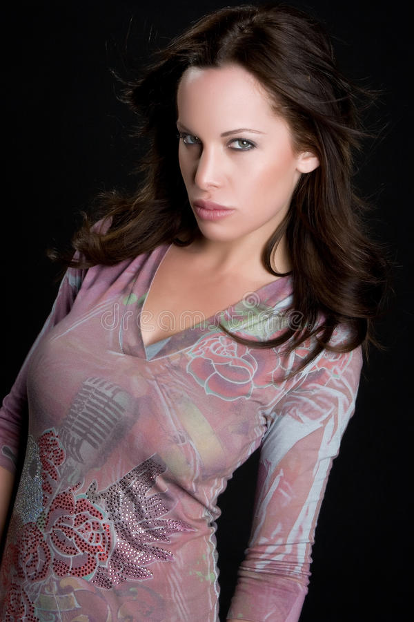 Gorgeous Girl Royalty Free Stock Image
